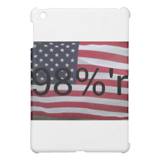 Support the occupation by showing it! iPad mini covers
