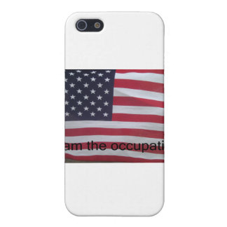 Support the occupation by showing it! iPhone 5 cases