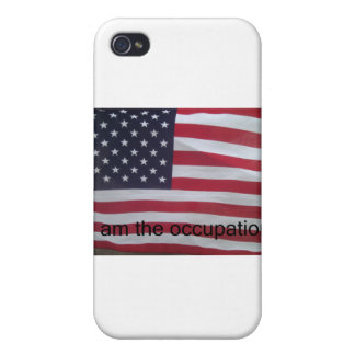 Support the occupation by showing it! case for iPhone 4