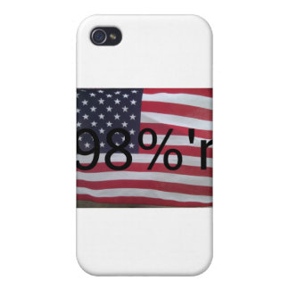 Support the occupation by showing it! iPhone 4/4S case