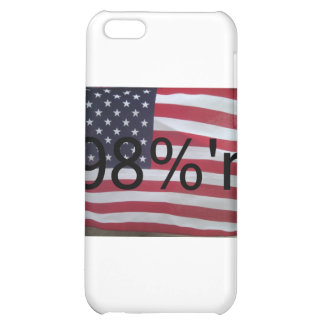 Support the occupation by showing it! case for iPhone 5C