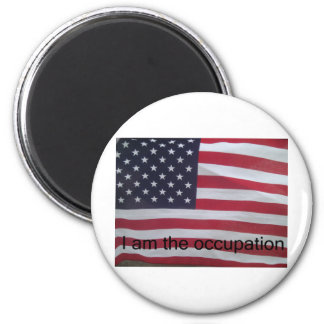 Support the occupation by showing it! refrigerator magnets