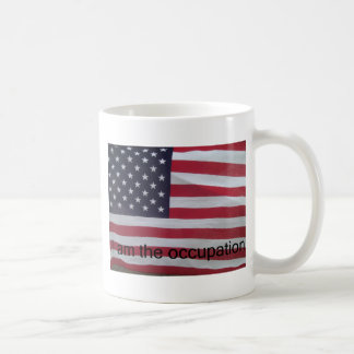 Support the occupation by showing it! coffee mugs