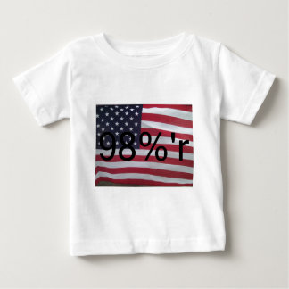 Support the occupation by showing it! infant t-shirt