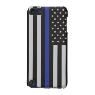 Support the Police Thin Blue Line American iPod Touch 5G Case