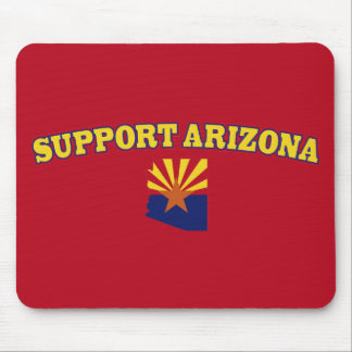 Support the State of Arizona Mousepad
