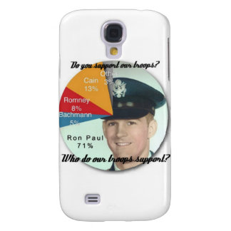 Support the Troops! Samsung Galaxy S4 Cover
