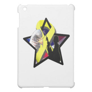 Support the Troops iPad Mini Cases