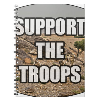 Support the Troops Journals