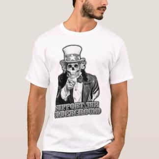 Support the Underground music scene guys or girls T-Shirt