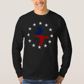 Support the Unicorn Party: Unicorns for President T-Shirt