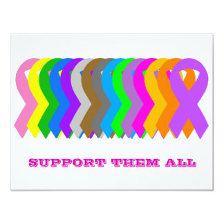 Support them all card