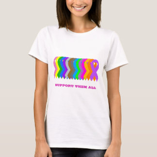Support them all T-Shirt