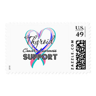 Support Thyroid Cancer Awareness Stamps