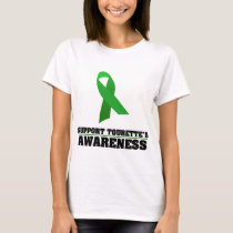Support Tourette's Syndrome Awareness T-Shirt