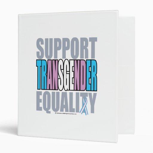 Support Transgender Equality Binder