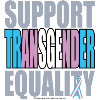 Support Transgender Equality Cutout