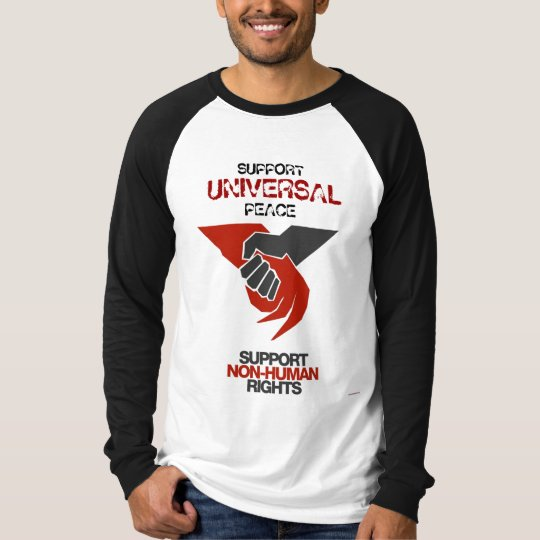 support Universal Peace T-Shirt