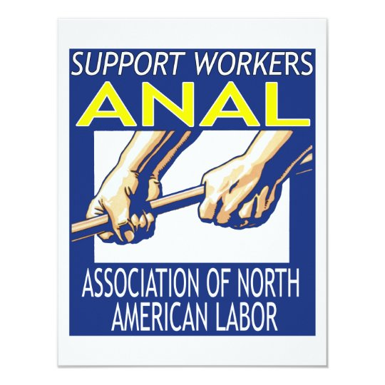 Support Workers Through ANAL Card