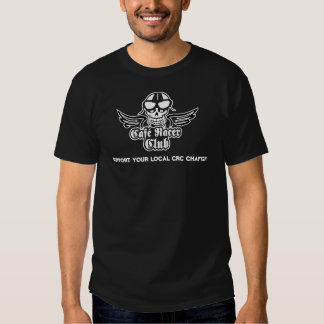 SUPPORT YOUR CRC CHAPTER T SHIRT