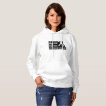 Support Your Dad & Raise Awareness for Lung Cancer Hoodie