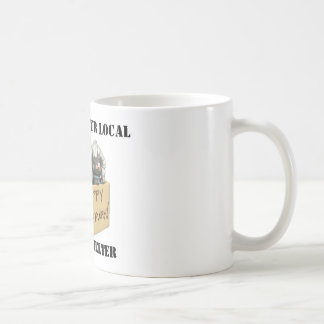 Support Your Local  Animal Shelter Coffee Mug