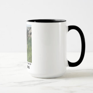 Support Your Local Cow! Mug