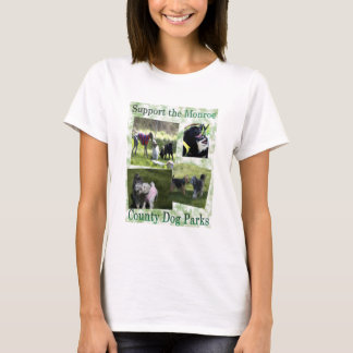 Support your local Dog Parks! T-Shirt
