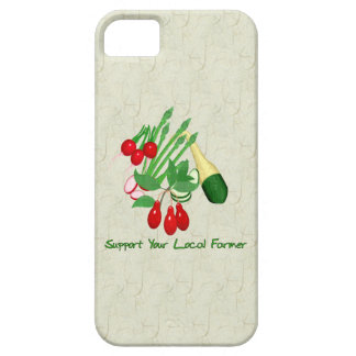 Support Your Local Farmer iPhone 5 Cover