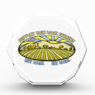 Support Your Local Farmers Award