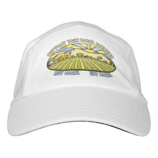 Support Your Local Farmers Hat