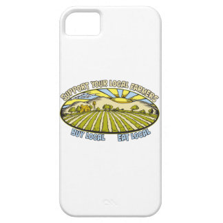 Support Your Local Farmers iPhone SE/5/5s Case