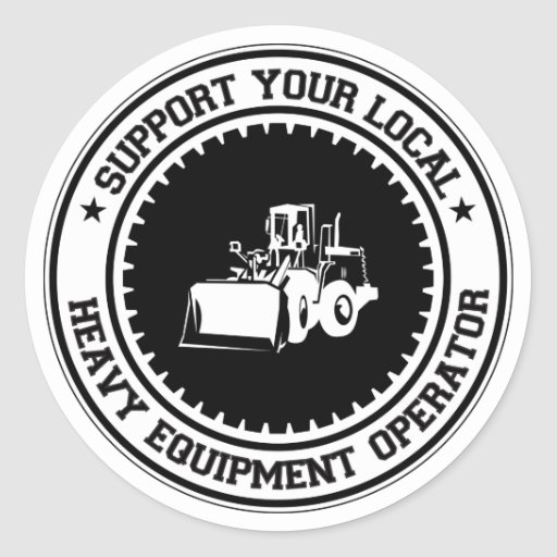 Heavy Equipment Decals : Heavy equipment stickers and