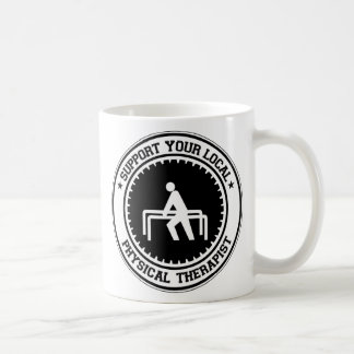 Support Your Local Physical Therapist Mug
