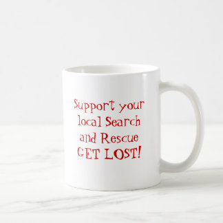 Support your local Search and Rescue Mug