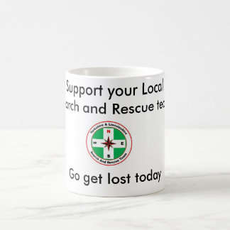 Support your Local Search... Coffee Mug