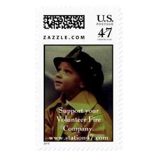Support your Volunteer Fire Company! Postage