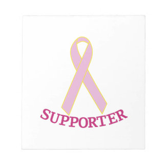Supporter Notepad
