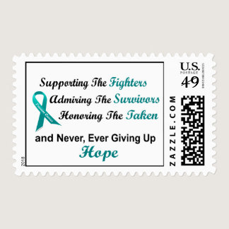 'Supporting Admiring Honoring 1' Postage Stamps