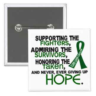 Supporting Admiring Honoring 3.2 Liver Cancer Buttons
