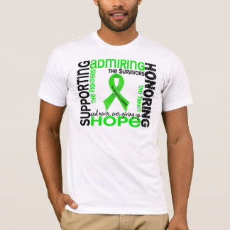 Supporting Admiring Honoring 9 Non-Hodgkins Lympho T-Shirt