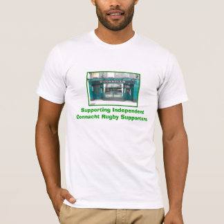 Supporting Connacht Supporters T-Shirt