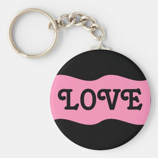 Supporting Loved Ones Keychain