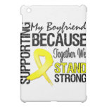 Supporting My Boyfriend We Stand Strong - Military iPad Mini Cases
