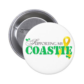 Supporting My Coastie Pins