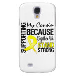 Supporting My Cousin We Stand Strong - Military Galaxy S4 Covers