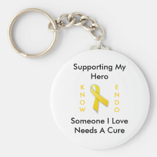 Supporting My Hero, Endo Awareness Key Chains