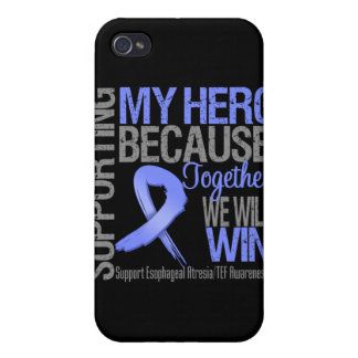 Supporting My Hero - Esophageal Atresia Cases For iPhone 4
