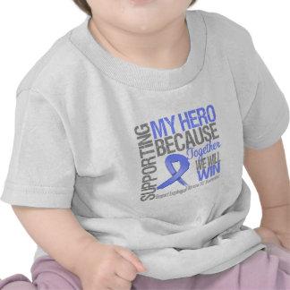 Supporting My Hero - Esophageal Atresia Tee Shirts