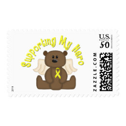 Supporting My Hero Postage